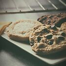 Baked Cookies by Jimmy Ostgard