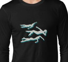 Swimmers Long Sleeve T-Shirt