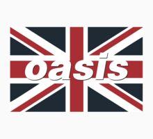 Oasis - Union Flag T-Shirt