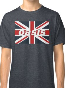 Oasis - Union Flag Classic T-Shirt