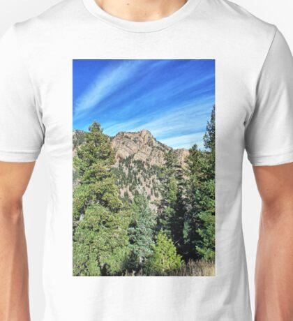 Colorado Mountain Peak Unisex T-Shirt