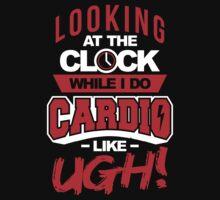 Cardio Clock Kids Tee