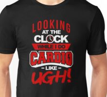 Cardio Clock Unisex T-Shirt