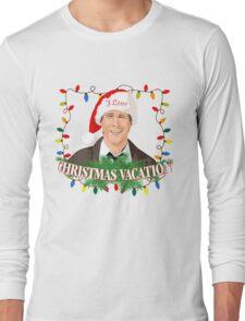I Love Christmas Vacation Long Sleeve T-Shirt