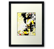 Allurement Framed Print