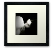 the carrier Framed Print