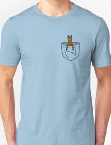 Pocket Llama Unisex T-Shirt