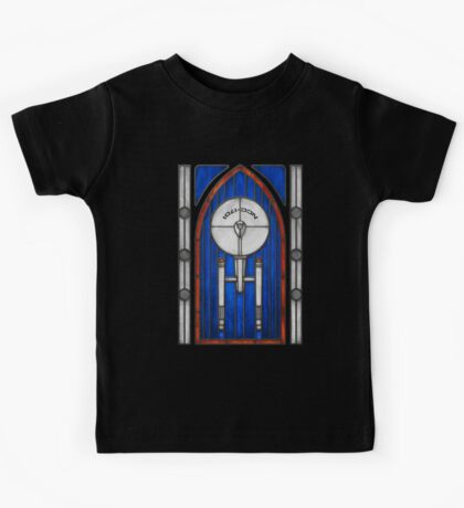 Stained Glass Series - Enterprise Kids Tee