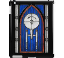 Stained Glass Series - Enterprise iPad Case/Skin