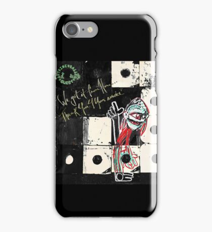 New A Tribe called quest album cover shirt iPhone Case/Skin