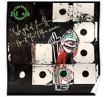 New A Tribe called quest album cover shirt Poster