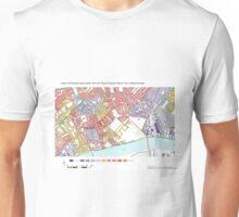 Multiple Deprivation Royal Hospital ward, Westminster Unisex T-Shirt
