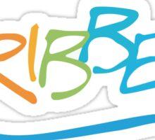 Caribbean Sticker