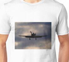 Hurricane Dusk Landing Unisex T-Shirt