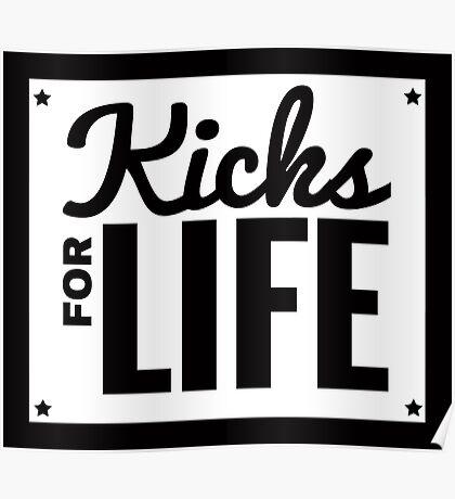 Kicks for Life Poster