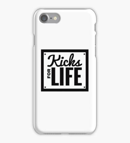 Kicks for Life iPhone Case/Skin