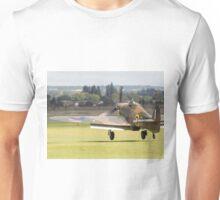 RAF Hurricane landing Unisex T-Shirt