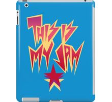 My Jam iPad Case/Skin