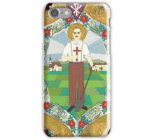 Franz Jaegerstaetter Icon iPhone Case/Skin