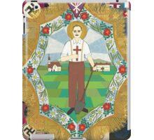 Franz Jaegerstaetter Icon iPad Case/Skin