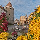 Yverdon Les Bains by Stephen Knowles