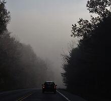 Fog Up Ahead by Gilda Axelrod
