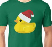 Santa Ducky Unisex T-Shirt