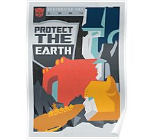 Protect (Clean) Poster