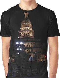 Local Hemisphere Graphic T-Shirt