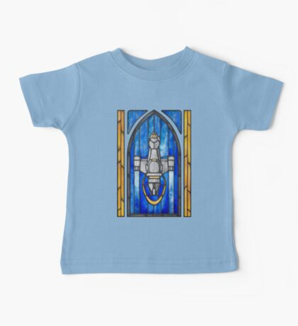 Stained Glass Series - Serenity Baby Tee
