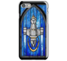 Stained Glass Series - Serenity iPhone Case/Skin