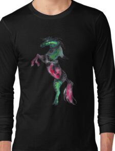Galaxy Horse Long Sleeve T-Shirt
