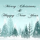 Merry Christmas and Happy New Year by Vickie Emms