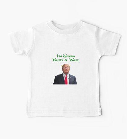 Shrek Trump Baby Tee