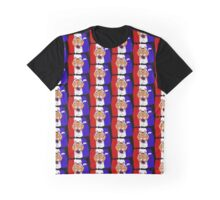 Parisian Paras Graphic T-Shirt