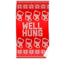 Well Hung - Stockings, of course... Poster