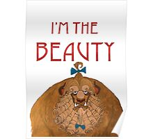 I'm the Beauty Poster
