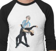 Viktuuri - Love Wins! Men's Baseball ¾ T-Shirt