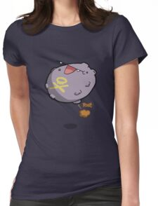 POOT! Womens Fitted T-Shirt