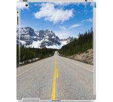 Icefields Parkway iPad Case/Skin