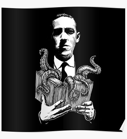 Storytime with Lovecraft Poster
