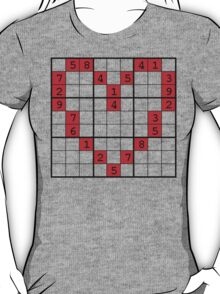 puzzle of heart T-Shirt