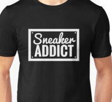 Sneaker Addict - White Unisex T-Shirt