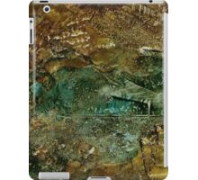 Grasshopper | Alcohol Ink Abstract iPad Case/Skin