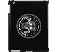 Bruce Lee & Ip Man Collaboration Black Variant Two iPad Case/Skin