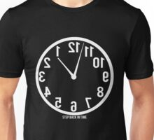Step Back In time Unisex T-Shirt