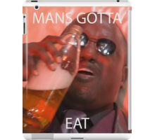 Hannibal From Eric Andre iPad Case/Skin