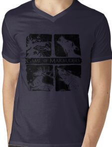 Game of Marauders Mens V-Neck T-Shirt