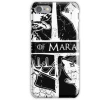 Game of Marauders iPhone Case/Skin
