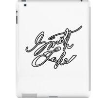 Smith Lake Alabama iPad Case/Skin